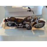 FRANKLIN MINT harley-davidson fat boy 1998 1/10 B11XT97