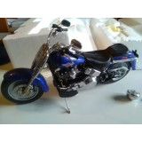 the franklin mint HARLEY DAVIDSON 2006 FAT BOY B11E266