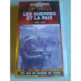 VHS les guerres du XX siécle LES AS DE L AVIATION 1914-1918