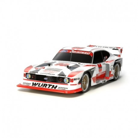 ford zakspeed turbo capri GR 5 WURTH
