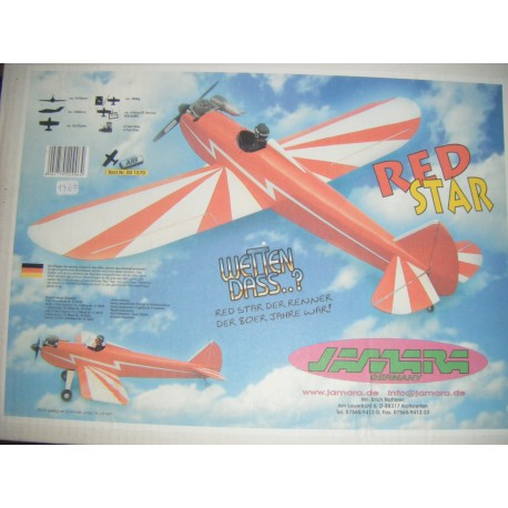 RED STAR 1410 mm